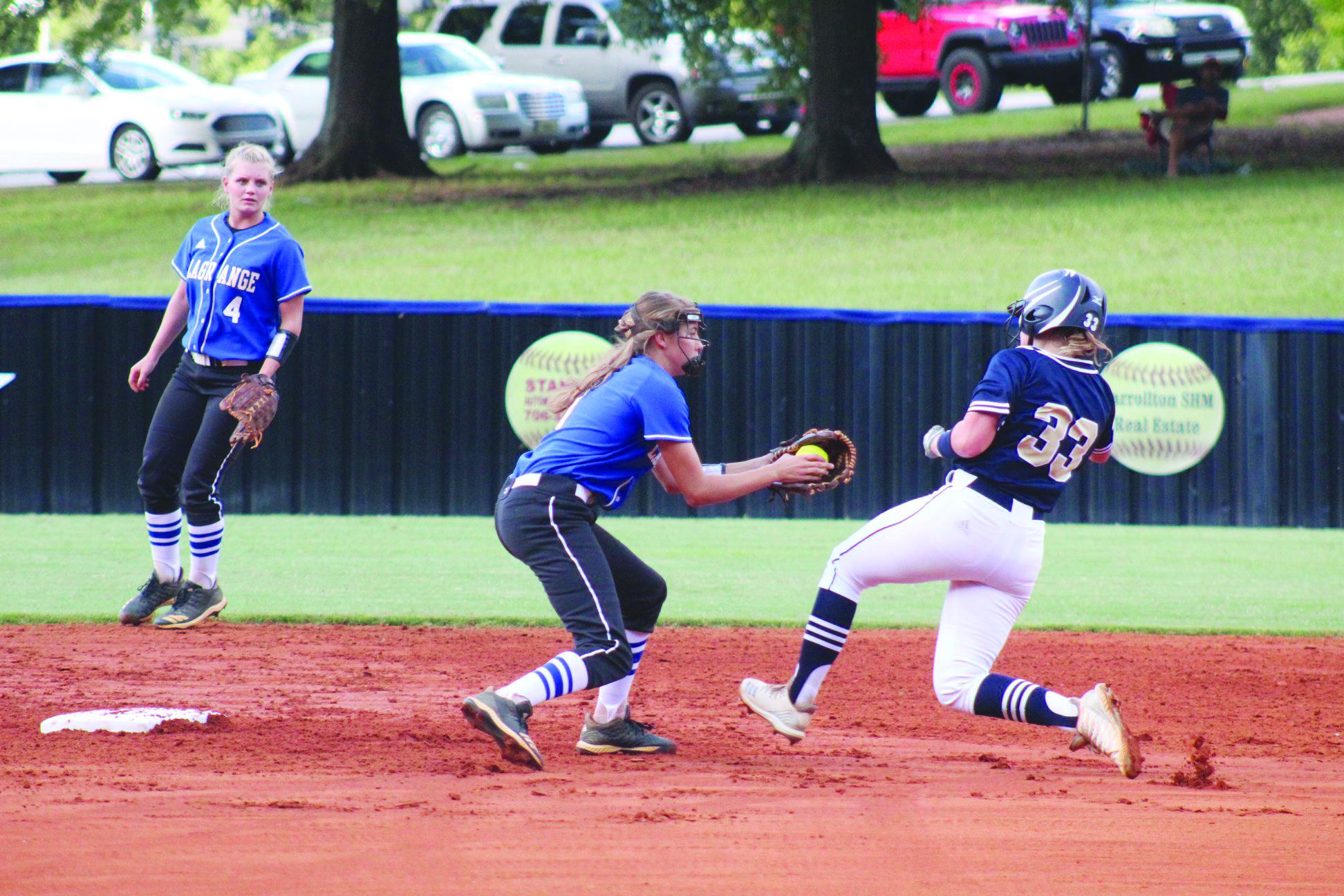 LaGrange Softball Improves to 17-7 with Win over Landmark Christian