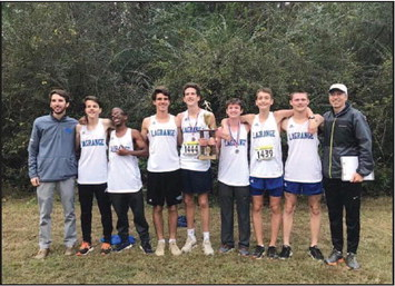 Granger Boys and Girls Cross Country Teams  Finish First and Second in the Region