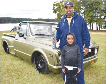 Sheriff's Car Show Return a Success