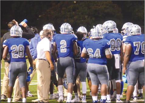 Grangers to Face Shaw in Homecoming Game Friday