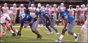 LaGrange Falls to 1-8 after 37-3 Loss to Chapel Hill