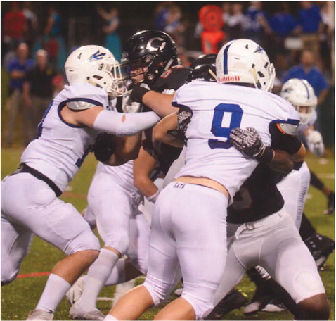 Cavaliers to Host Class AA State  Playoff Game FRIDAY