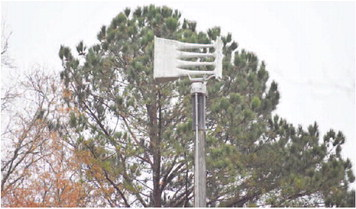 Tornado Siren on Country Club Road to be Relocated