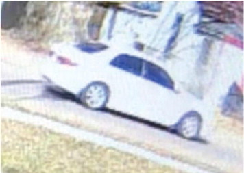 Police Investigating Troup Street Murder