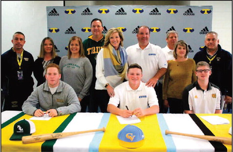 Doughman Snares Junior College Scholarship at Chattahoochee Valley