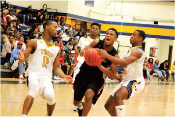 """McFarland: """"We were just the better team.""""   Tigers Punish Callaway Boys, 67-42"""