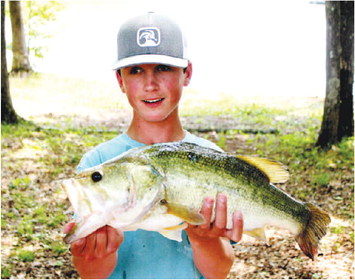 Trayton Gay, Adams Lock Down First Place in Kids Extreme Tourney
