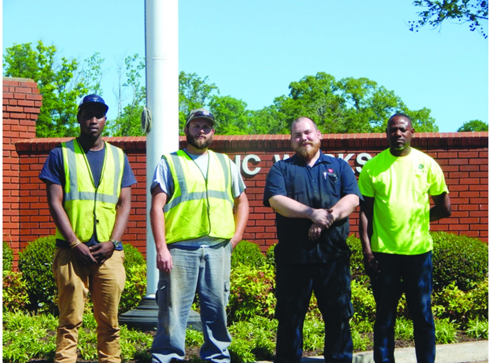 City of LaGrange Employees Make Our Town Better