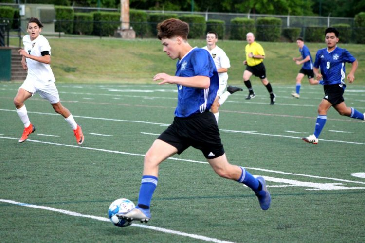 Chasing a Dream: Granger Boys Take Down North Oconee in State Soccer Tournament