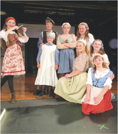 Homeschool Drama Club and  Studio Drama Club Musicals