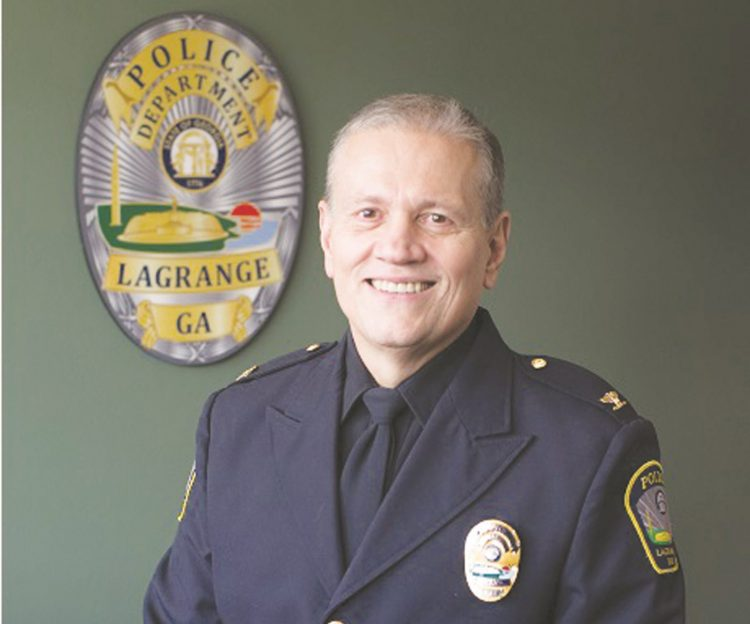 Police Chief to Deliver  Commencement Address