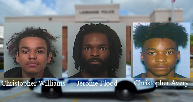 Police Arrest Suspects with Stolen Vehicle and  Guns, One Still at Large