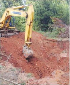 Sinkhole in Hogansville Gets a Make Over