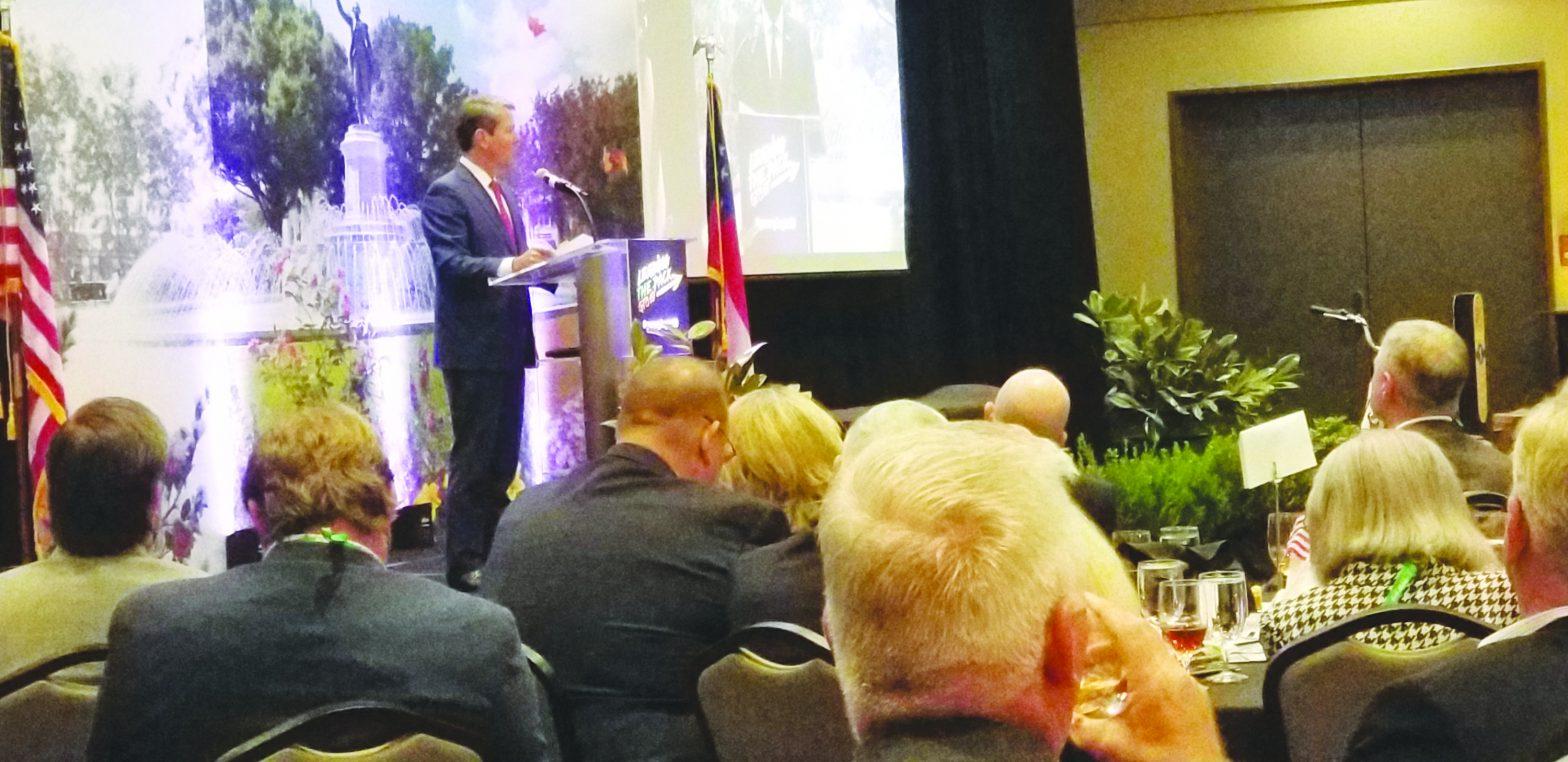 2019 Georgia Governor's  Tourism Conference