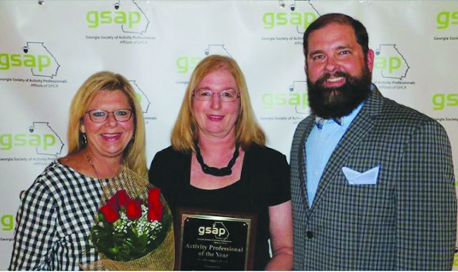 2019 Activity  Professional of  the Year