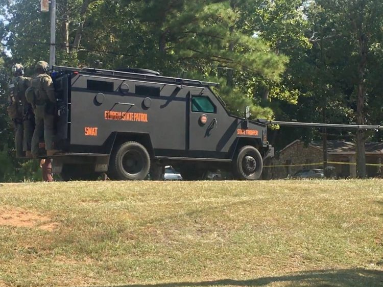 Sheriff's Office Looking for Shooting Suspect after Standoff that Wasn't
