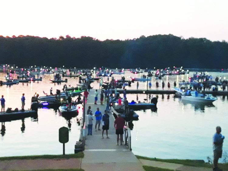 GA Bass Nation Fishing  Tournament Brings Tourism  to West Point Lake