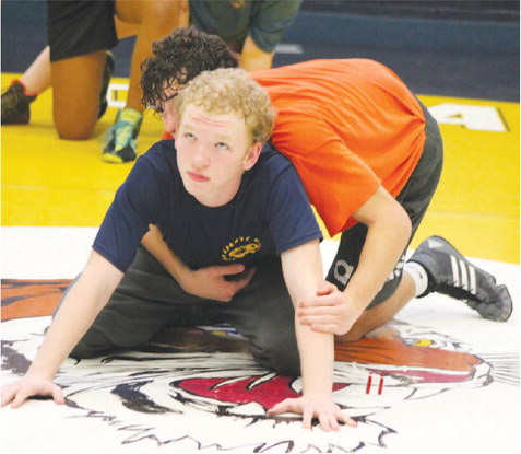 Troup Wrestling is Rebuilding, Relearning, Shedding Some Pounds