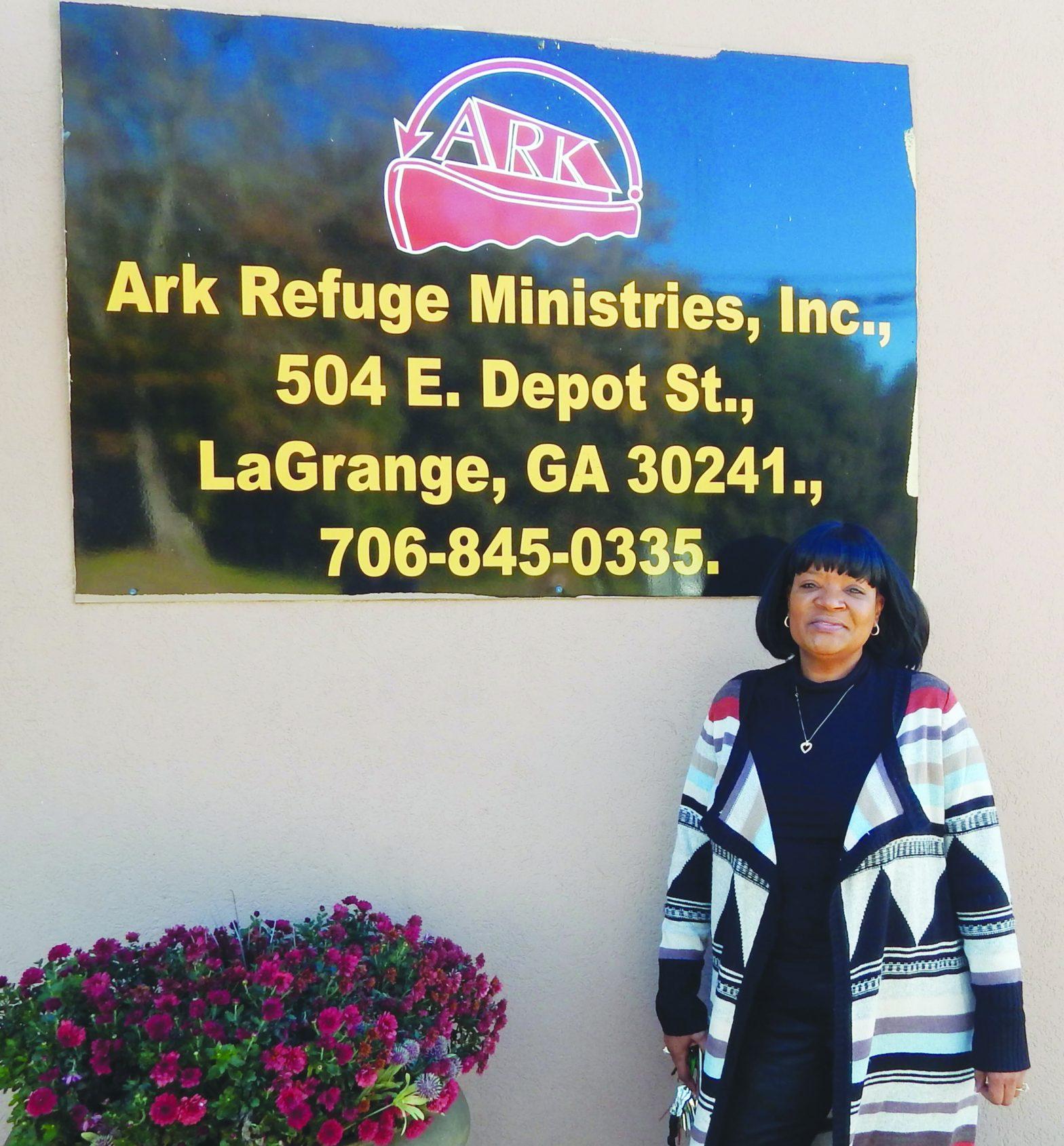 The Ark Refuge:  Restoring Broken Lives