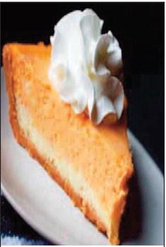 Pumpkin Cheescake