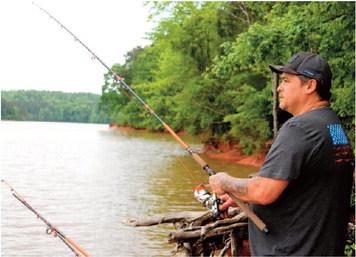 Catfish Guru: Prudente Has Caught  Them as Large as 45 Pounds