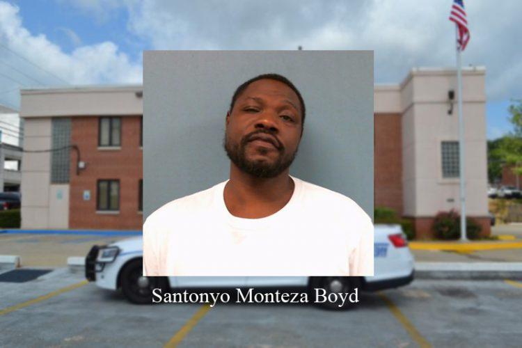 Suspect Accused  of Trafficking  Methamphetamine