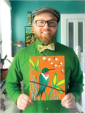 Hogansville Hummingbird Festival  Art Contest Results