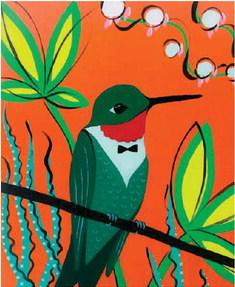 Hummingbird Festival Canceled