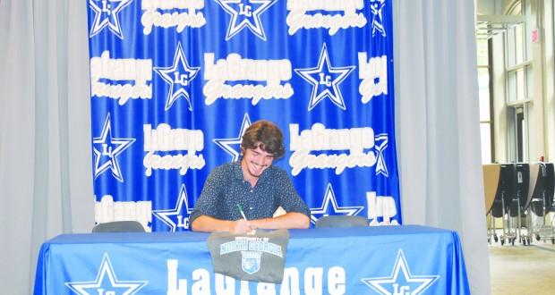 LaGrange High's Johnny McDonald Signs with University of North Georgia