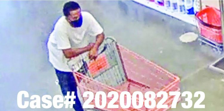 Police Looking to Identify Home Depot Thieves