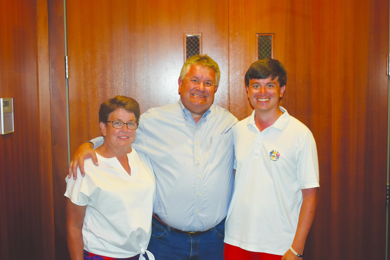 Wesley Leonard Wins State Court Bid