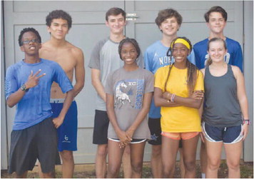 A Change of Pace for LaGrange High Cross Country