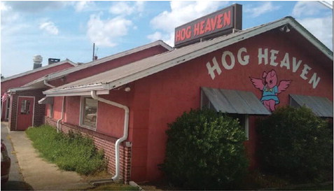 Deputies Investigating Shooting outside Hog Heaven