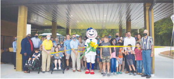 Lafayette Christian School Cuts Ribbon on Challenge 2020 Projects