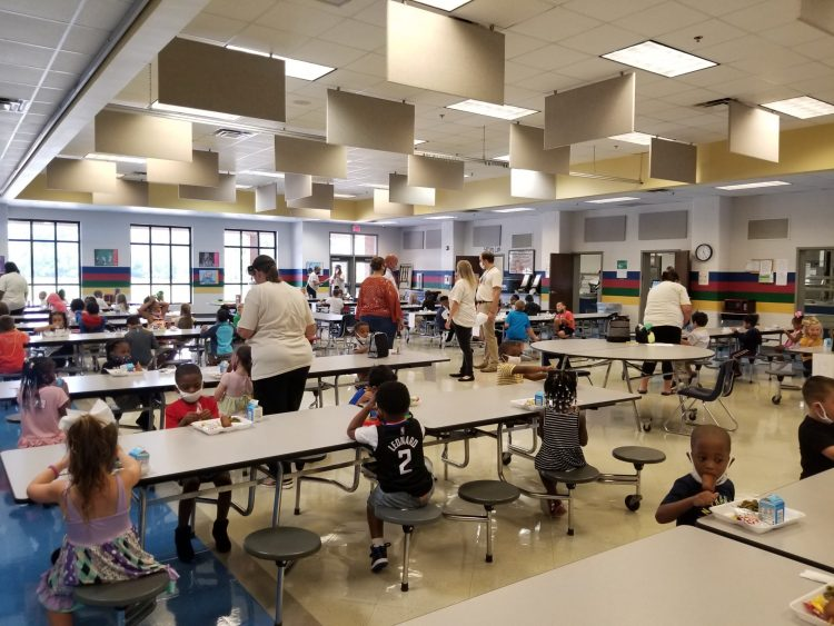 All Children in Troup County Set to Receive Free Meals