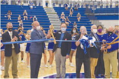 LaGrange High Stuns with New Athletic Facility