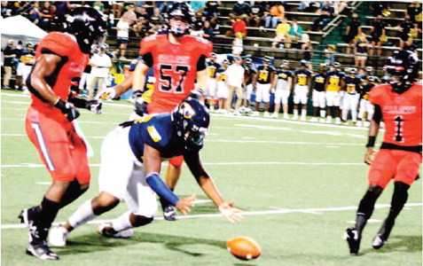 Callaway Wins the County Feud, Cavaliers Thump the Tigers, 27-7