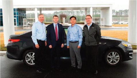 Kia Motors Manufacturing Georgia Donates Vehicles to Technical Colleges