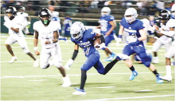 Red Hot Grangers Win Again, LaGrange Buries Shaw, 47-7