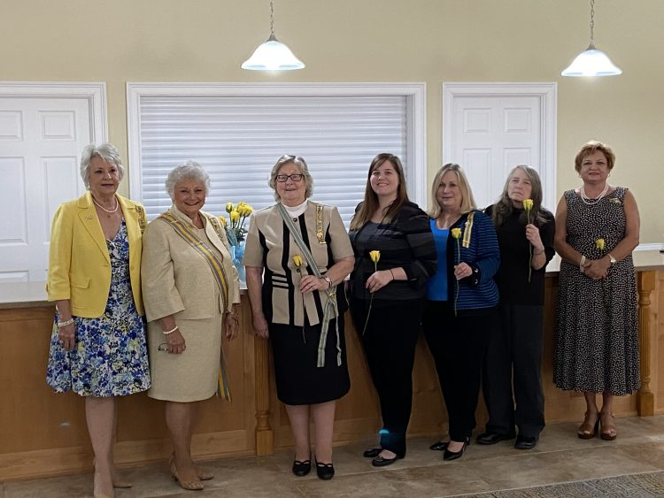 Mary Musgrove Chapter, Daughters of the American Colonists