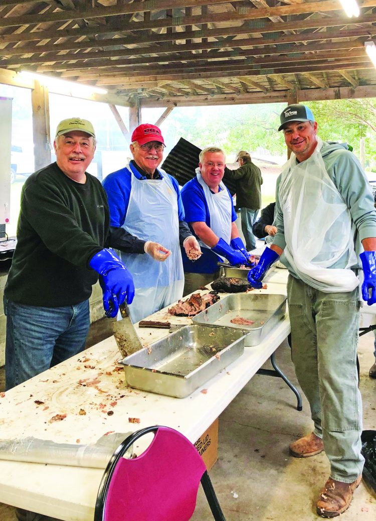 The LaGrange Lions Club 76th Annual Election Day Bar-B-Que