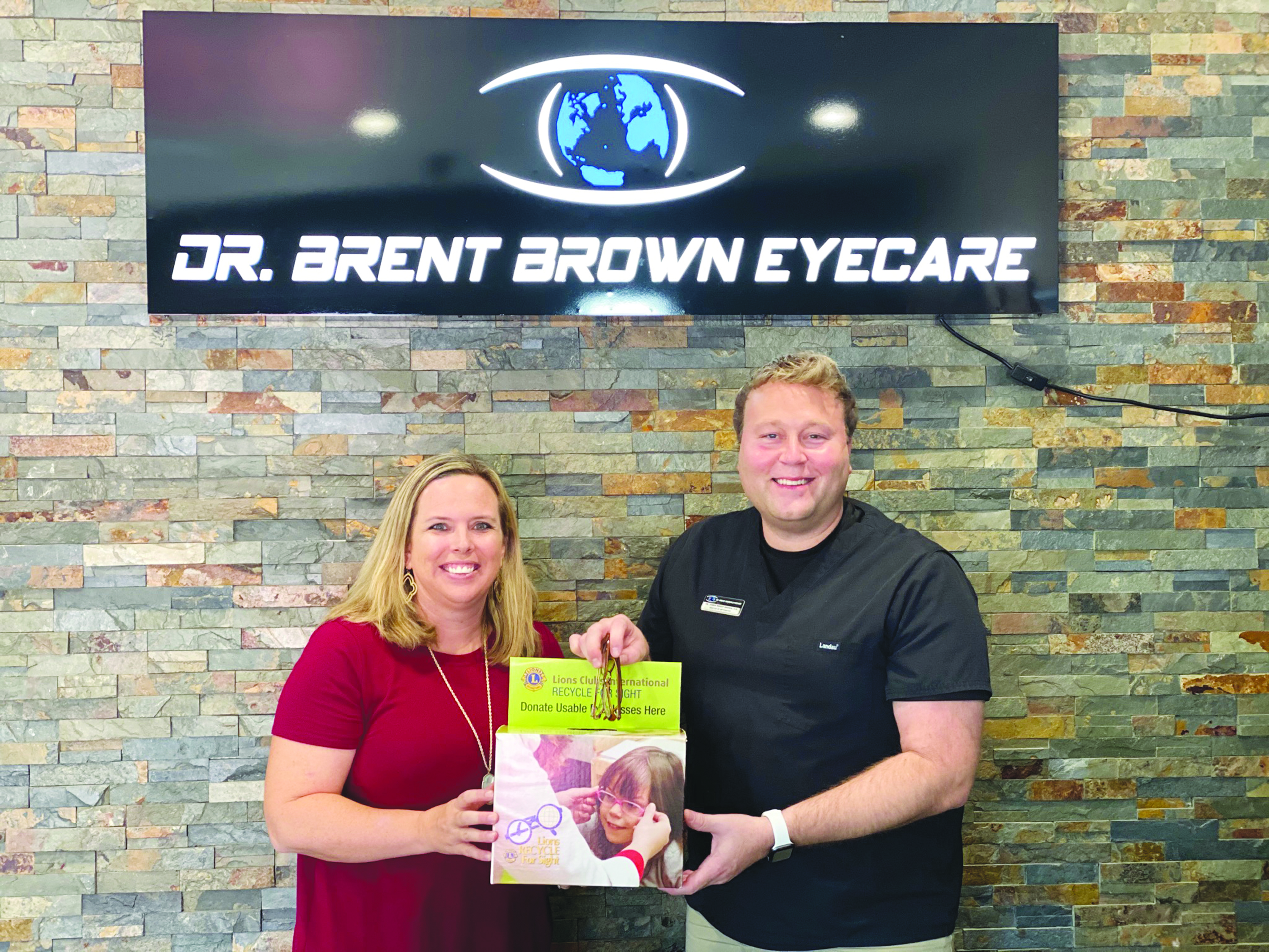 LaGrange Lions Club Hosts Eyeglasses Recycling Event on October 8
