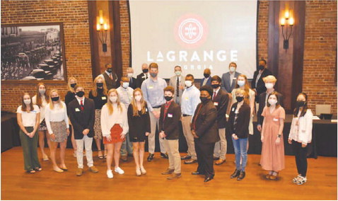 City of LaGrange Inducts 2020-2021 LaGrange Youth Council
