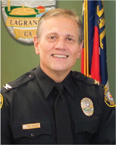 LaGrange Police Chief Lou Dekmar Selected as Member of  Newly Formed Council on  Criminal Justice (CCJ) Task  Force on Policing