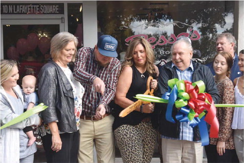 Ressa's Unique Boutique Opens in LaGrange
