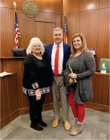 Shane Frailey Sworn In for Second Term as Troup County Tax Commissioner