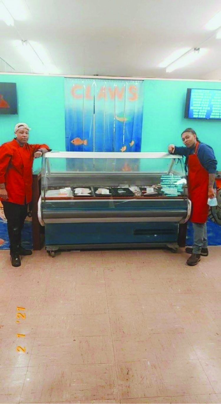 New Seafood Market Opens on Vernon Road