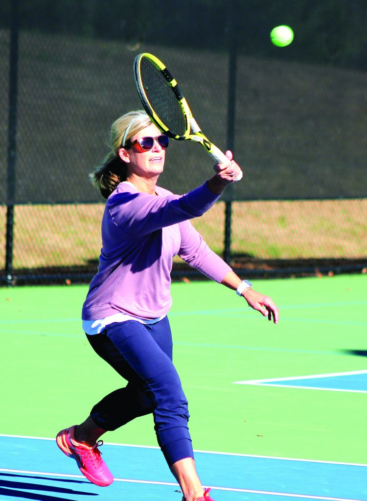 Tennis Tenacity Comes with the Territory for the Scarboroughs