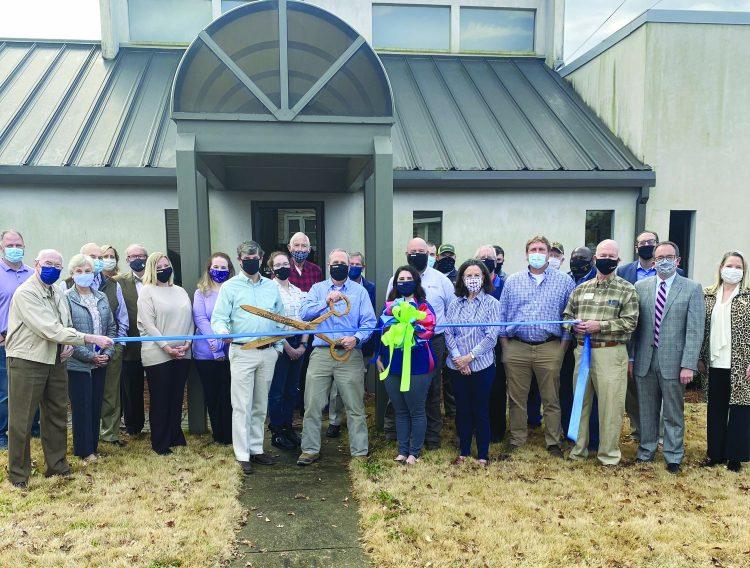 Sheridan Construction Holds Greenville Street Ribbon Cutting