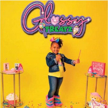 Five-Year-Old Opens Business: Glossy Treatz a Sensational Success
